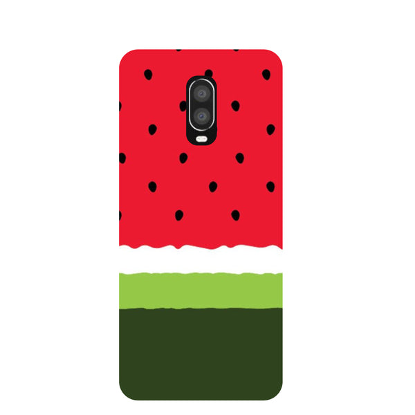 Watermelon OnePlus 6T Back Cover-Hamee India