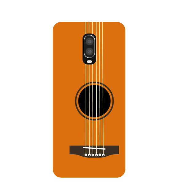 Guitar OnePlus 6T Back Cover-Hamee India