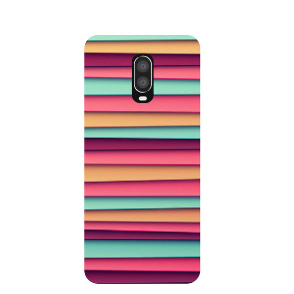 Steaks OnePlus 6T Back Cover-Hamee India