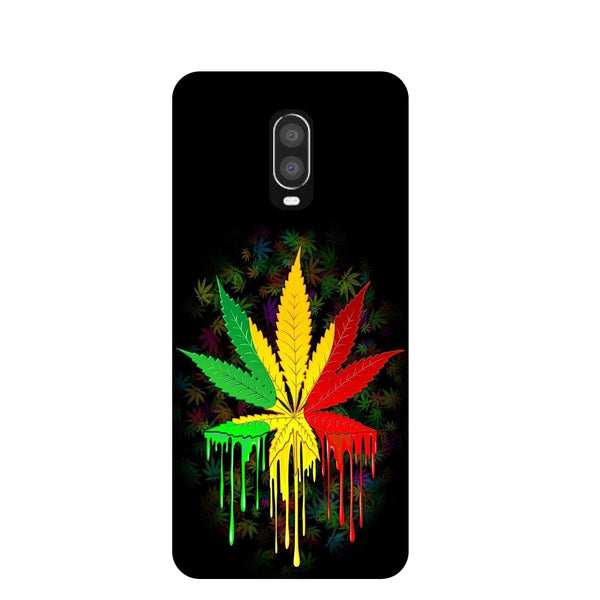 Rasta OnePlus 6T Back Cover-Hamee India