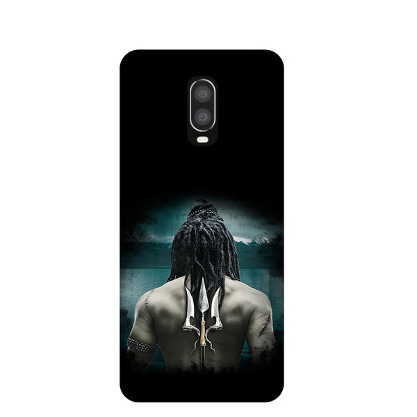 Shiva OnePlus 6T Back Cover-Hamee India