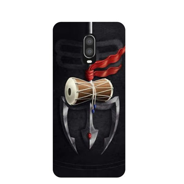 Damru OnePlus 6T Back Cover-Hamee India