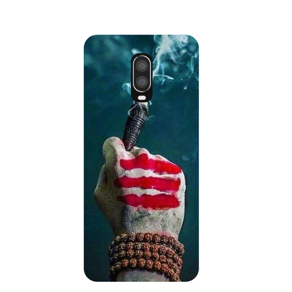Nasha OnePlus 6T Back Cover-Hamee India