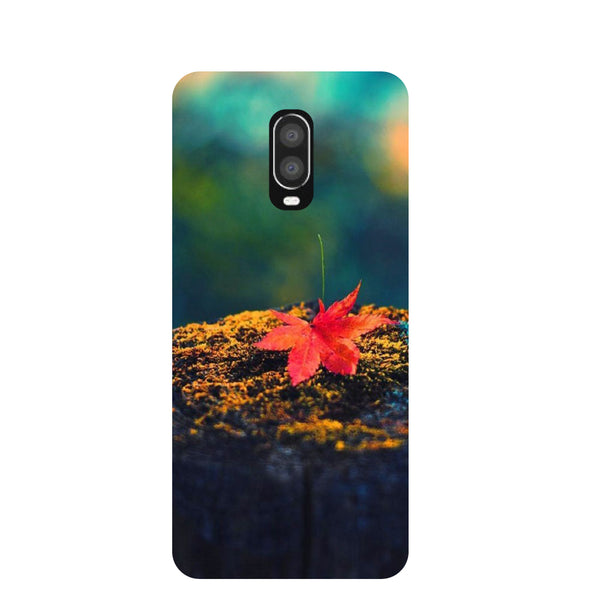 Autumn Leaf OnePlus 6T Back Cover-Hamee India
