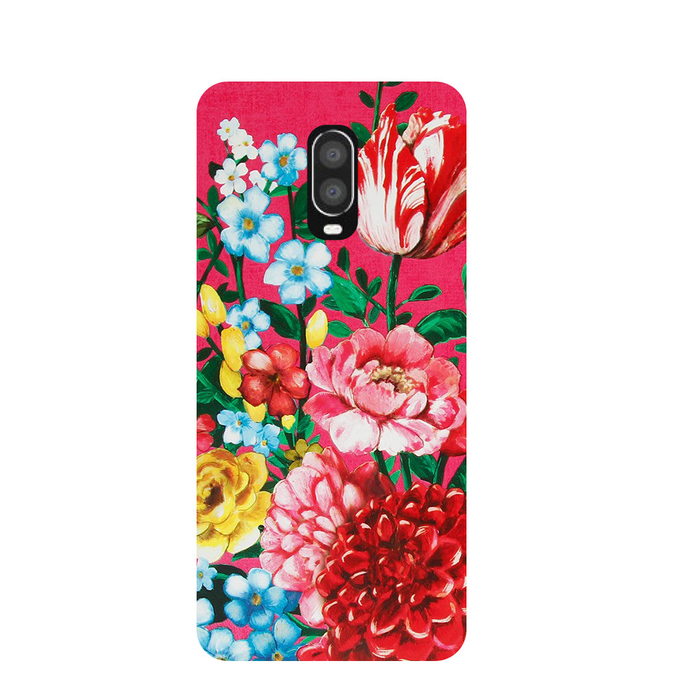 Garden OnePlus 6T Back Cover-Hamee India