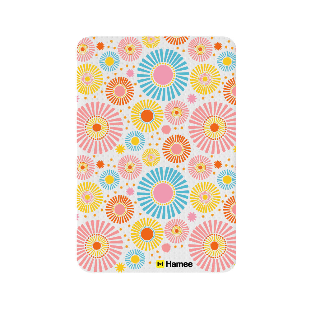 Hamee Flower Pattern 11 Designer 5000 mAh Power Bank-Hamee India