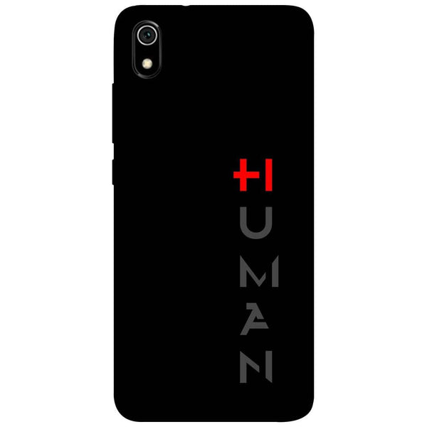 Human Redmi 7A Back Cover