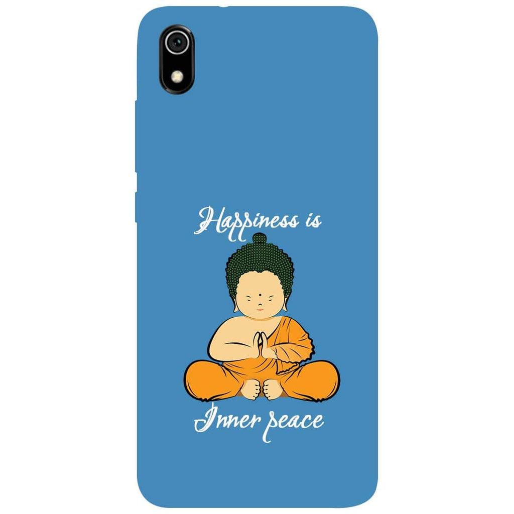 Inner Peace Redmi 7A Back Cover