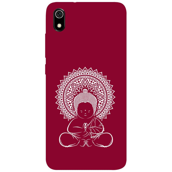 Baby Buddha Redmi 7A Back Cover