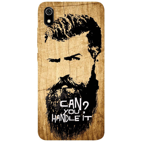 Handle Beard Redmi 7A Back Cover