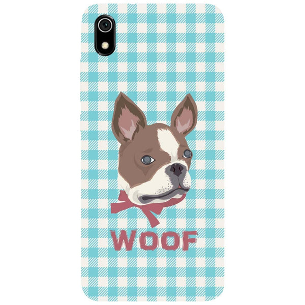 Woof Redmi 7A Back Cover