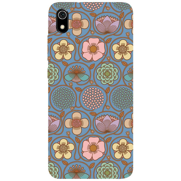Flowers Redmi 7A Back Cover