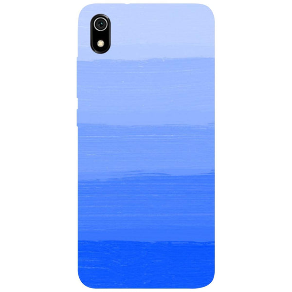Blue Redmi 7A Back Cover