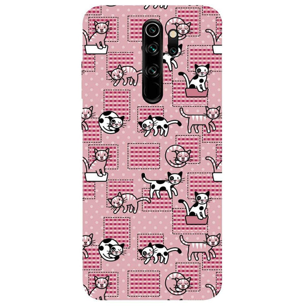 Kittens Redmi Note 8 Pro Back Cover