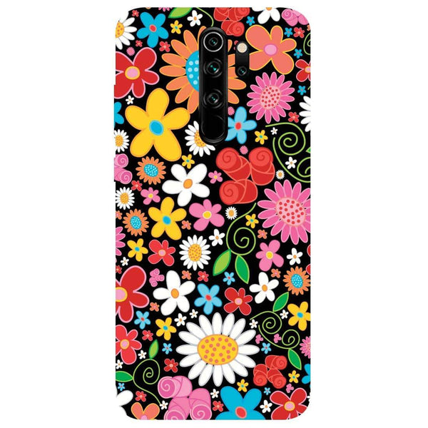 Bloom Redmi Note 8 Pro Back Cover