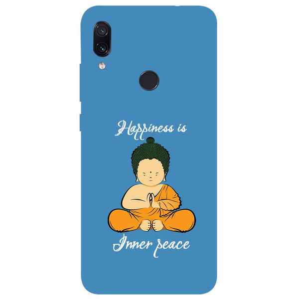 Inner Peace Redmi Note 7 Back Cover-Hamee India