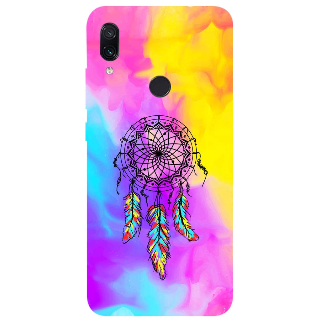 Dreamer Mist Redmi Note 7 Back Cover-Hamee India