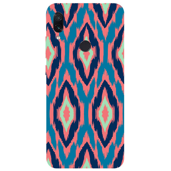 Ikat Redmi Note 7 Back Cover-Hamee India