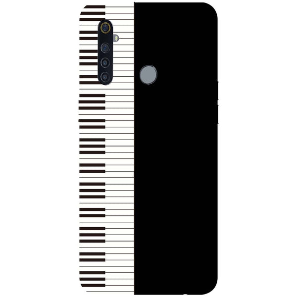 Piano RealMe 5 Pro Back Cover