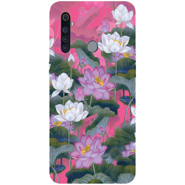 Lotus Valley RealMe 5 Pro Back Cover