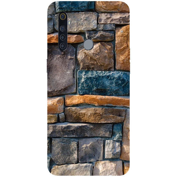 Bricks RealMe 5 Pro Back Cover