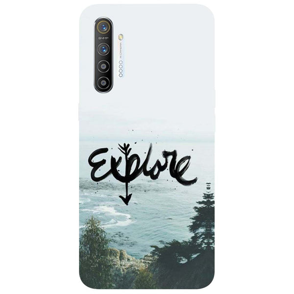 Explore RealMe XT Back Cover