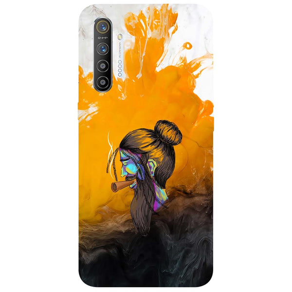 Splash Beard RealMe XT Back Cover