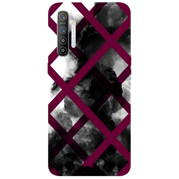 Black Mist RealMe XT Back Cover
