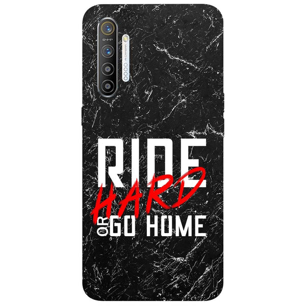 Ride Hard RealMe XT Back Cover