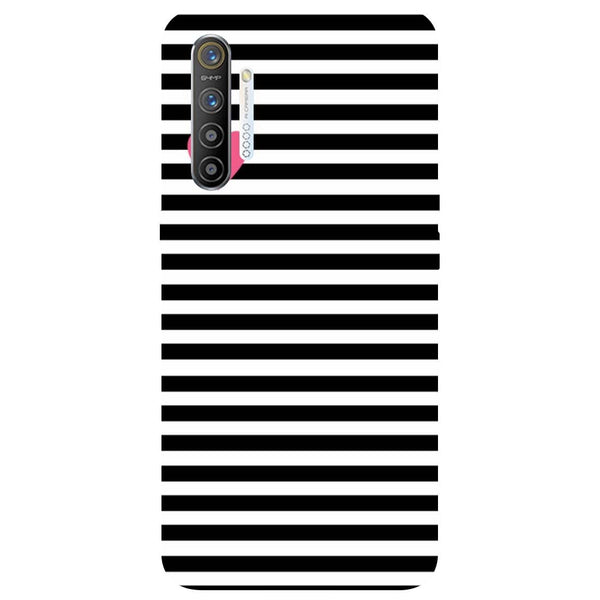 Stripes RealMe XT Back Cover