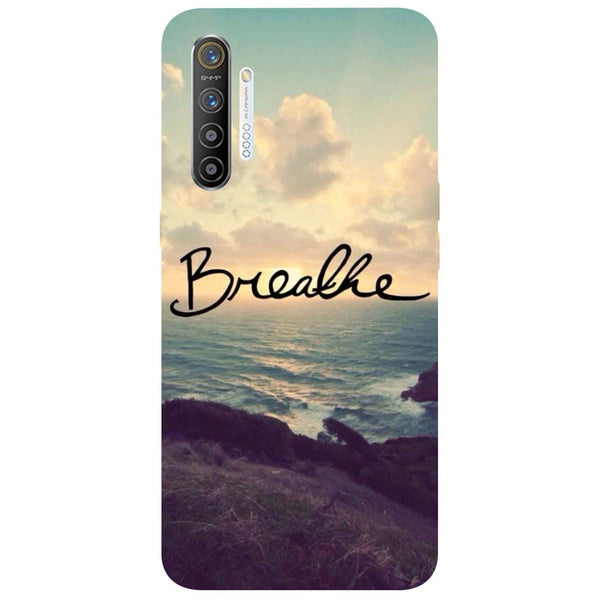 Breathe RealMe XT Back Cover