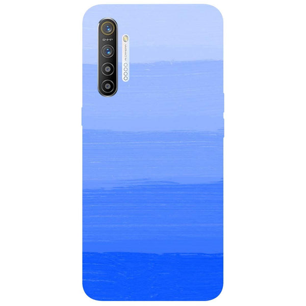 Blue RealMe XT Back Cover