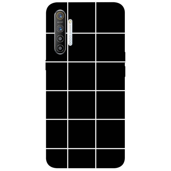 Checks RealMe XT Back Cover