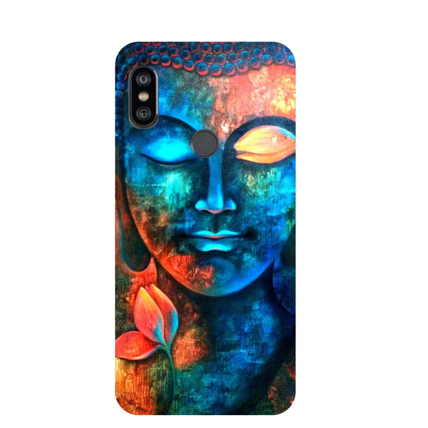 newest 2a7c5 18d12 Back Cover for Redmi Note 6 Pro Online at Best Prices   Hamee India