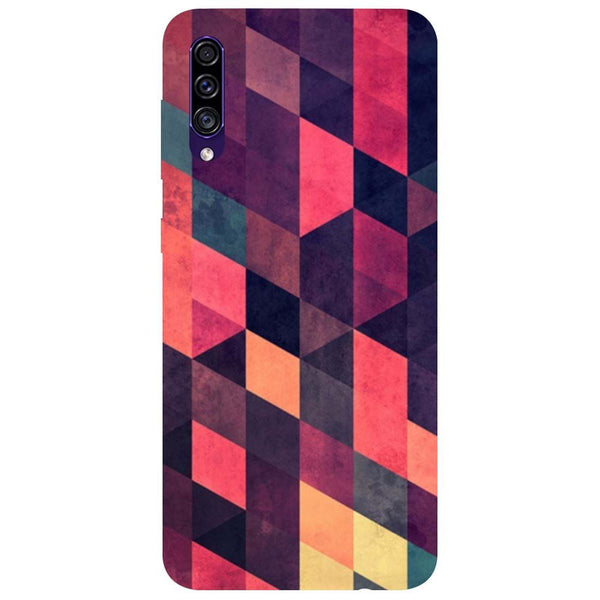 Pink Shades Samsung Galaxy A50s Back Cover