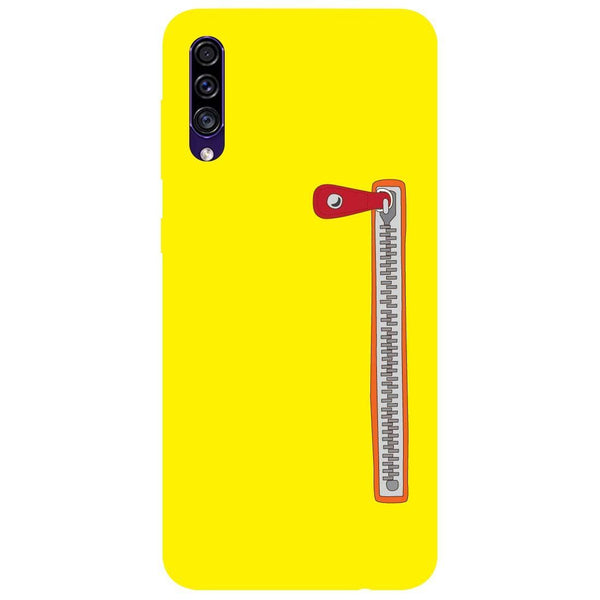 Zip Samsung Galaxy A30s Back Cover