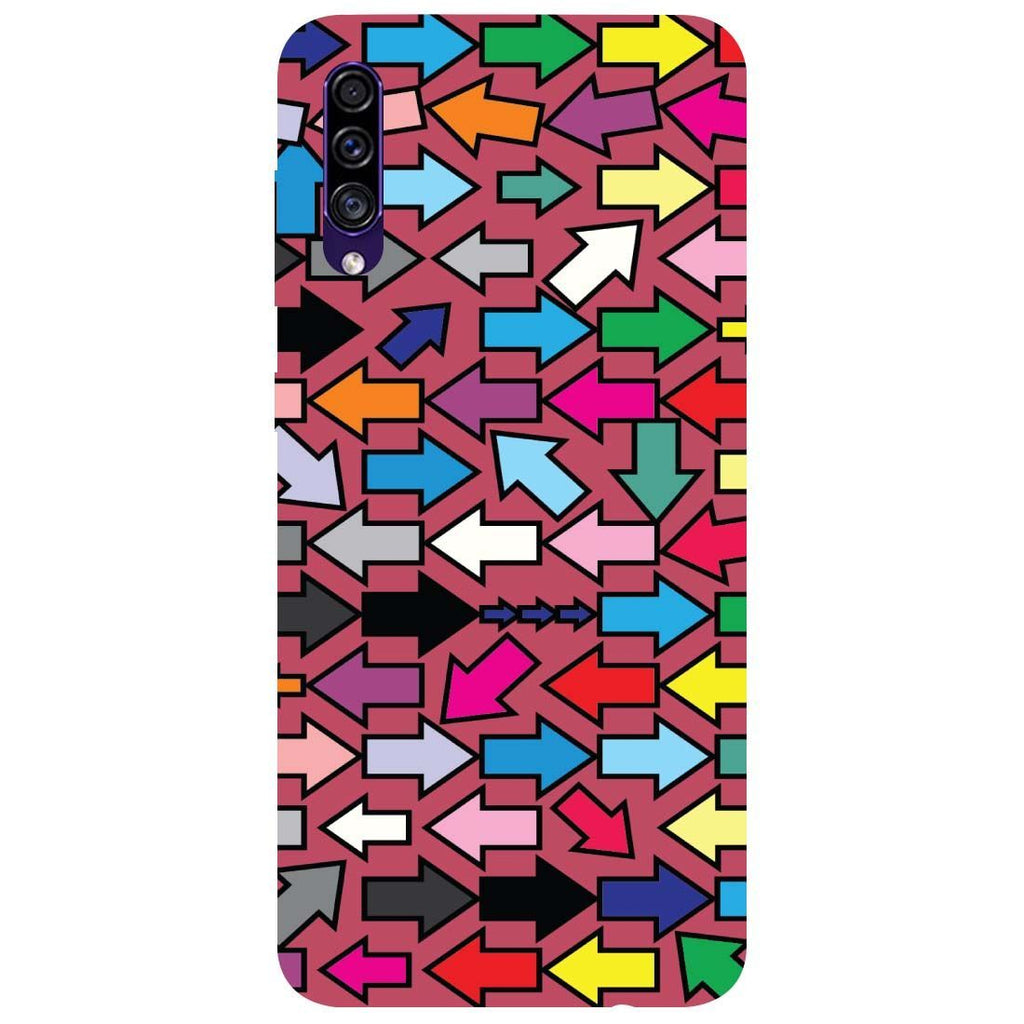 Arrow Samsung Galaxy A50s Back Cover