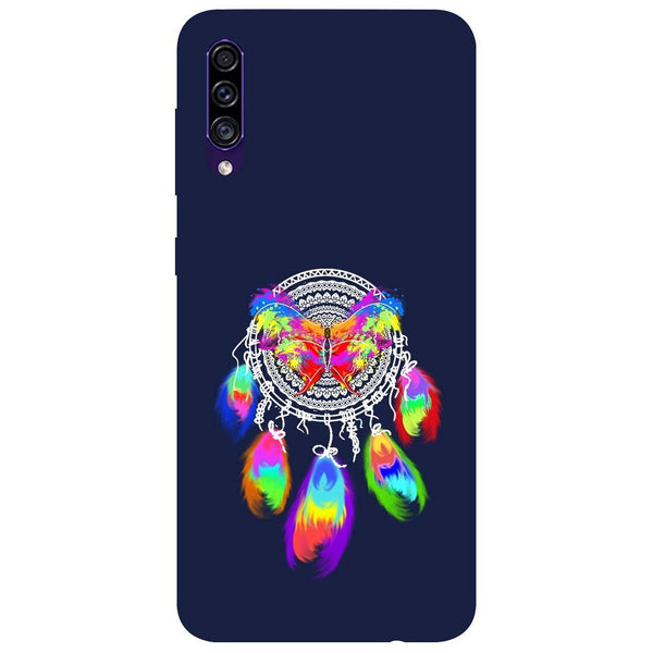 Butterfly Dreamcatcher Samsung Galaxy A50s Back Cover