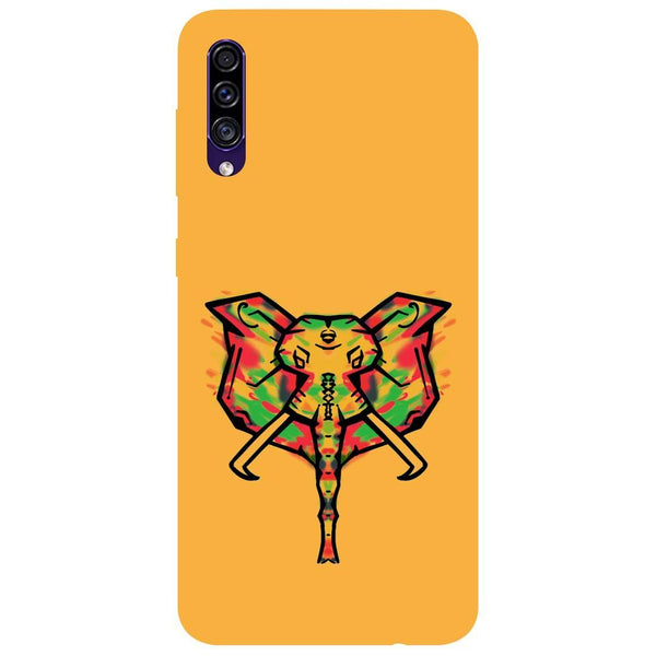 Elephant Blast Samsung Galaxy A50s Back Cover