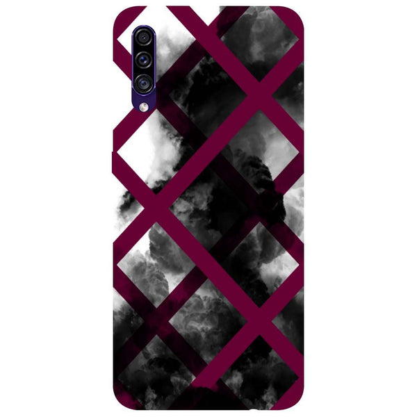 Black Mist Samsung Galaxy A50s Back Cover