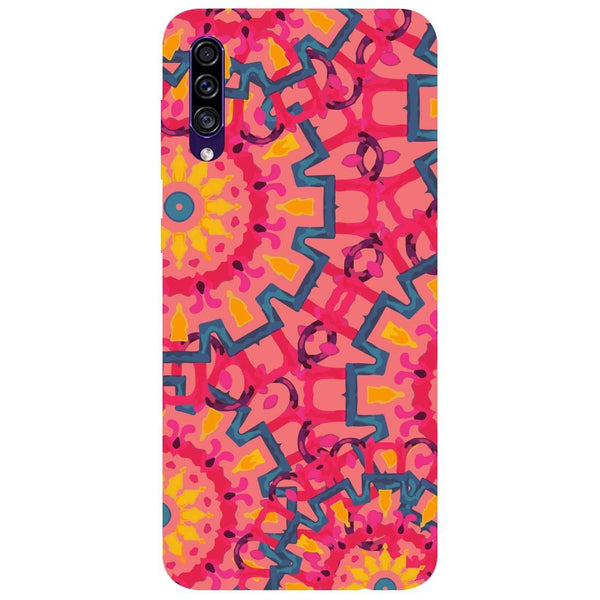 Mandalas Samsung Galaxy A50s Back Cover