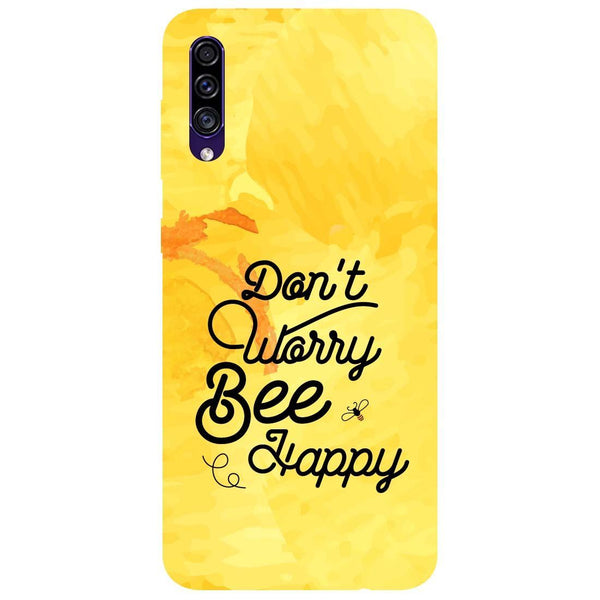 Bee Happy Samsung Galaxy A30s Back Cover