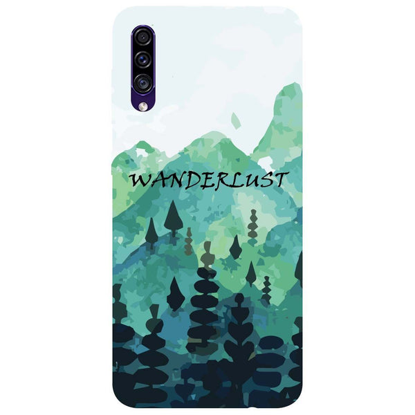 Wanderlust Samsung Galaxy A50s Back Cover