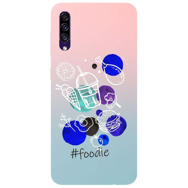 Foodie Samsung Galaxy A50s Back Cover