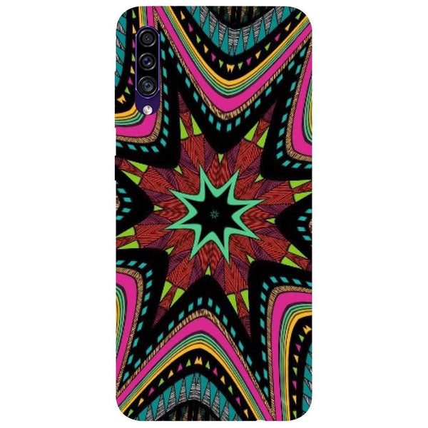 Star Mandala Samsung Galaxy A50s Back Cover