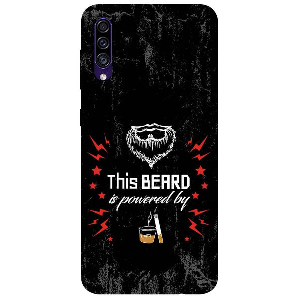 Beard Power Samsung Galaxy A50s Back Cover