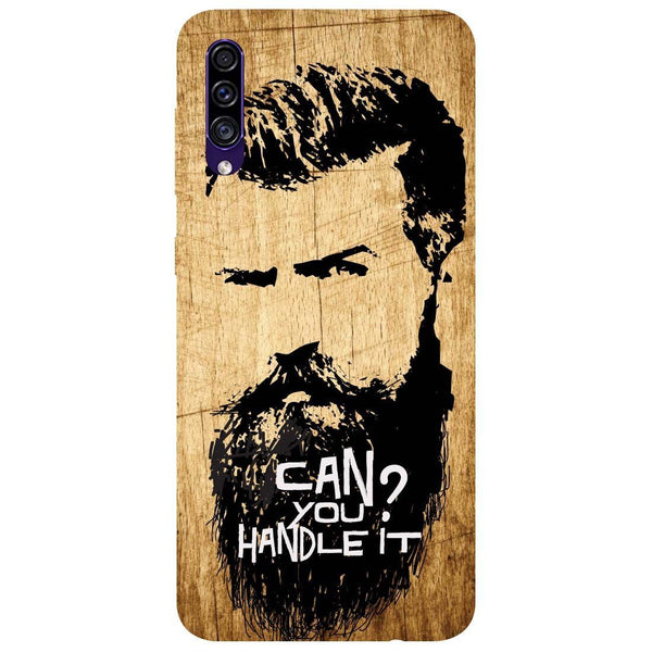 Handle Beard Samsung Galaxy A50s Back Cover