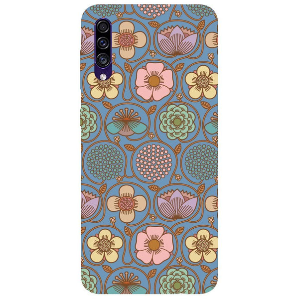 Flowers Samsung Galaxy A50s Back Cover
