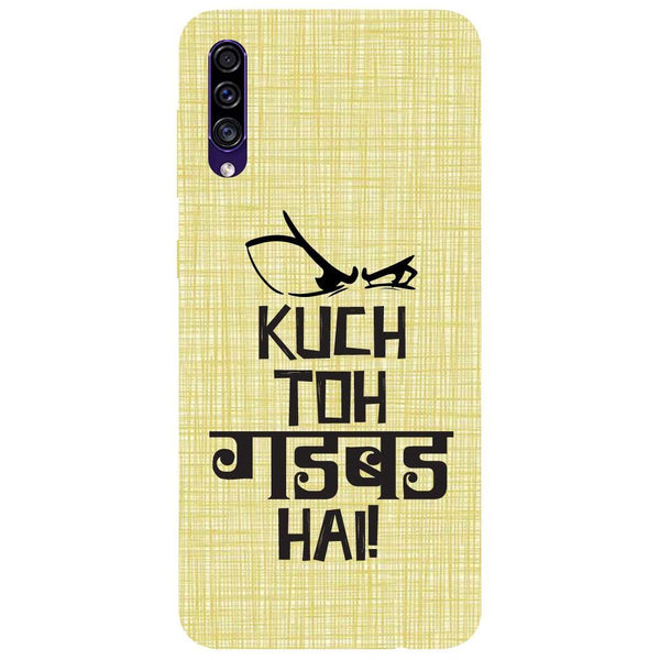 Gadbad Samsung Galaxy A50s Back Cover