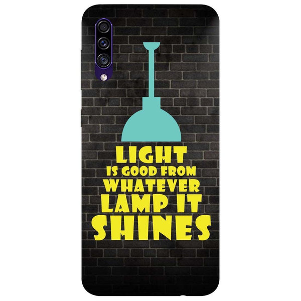 Shine Samsung Galaxy A50s Back Cover